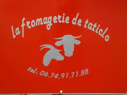 marquage de …ma fromagère
