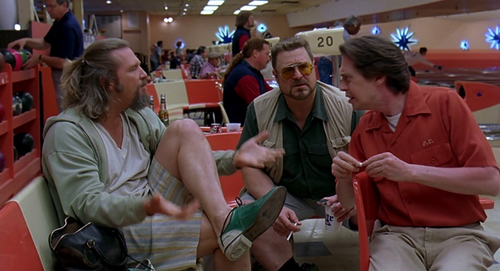 The big Lebowski, Joel & Ethan Coen, 1998