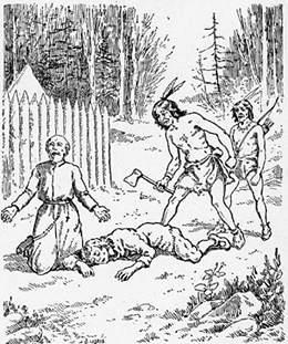 Saint René Goupil. Martyr au Canada († 1642)