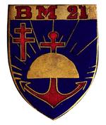 * Trésors d'archives...En hommage à un ancien du B.M 21 de la 1 ere DFL - Jean FRUHAUF