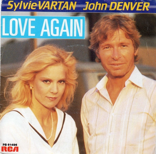 Sylvie Vartan & John Denver - Love Again 01