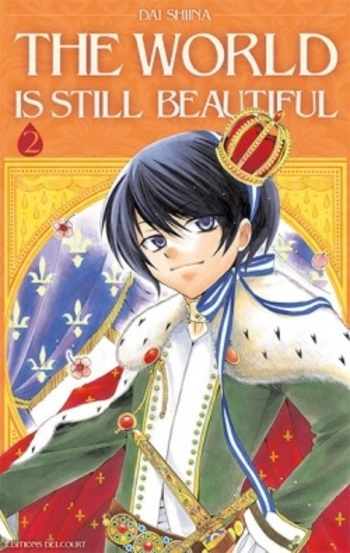 The world is still beautiful - Tome 02 - Dai Shiina