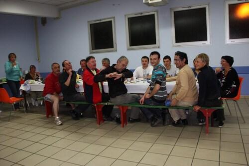Chaudoudoux 2010: Montage