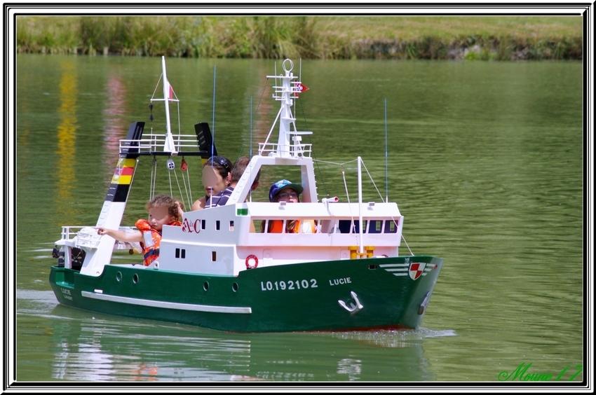 Balade à St Savinien sur les bords de la Carente (charente maritime)