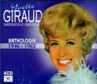 Yvette Giraud son CD anthologie