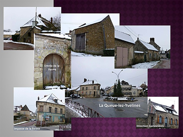 La Queue-lez-Yvelines village