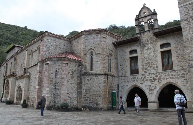 6 Monastère de San Toribio de Liebana (2)