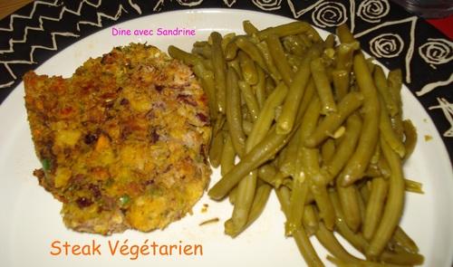Des Steaks Végétariens