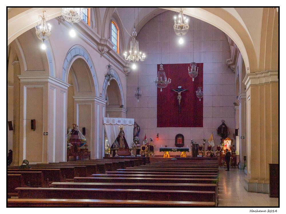 Iglesia San Agustin