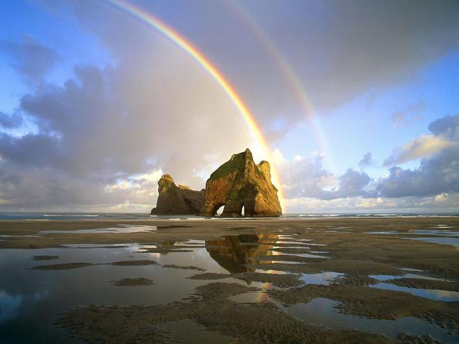 rainbow pictures photo