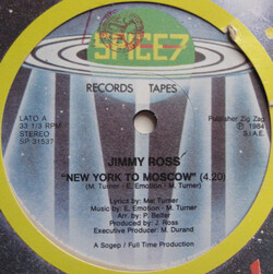 Jimmy Ross - New York To Moscow
