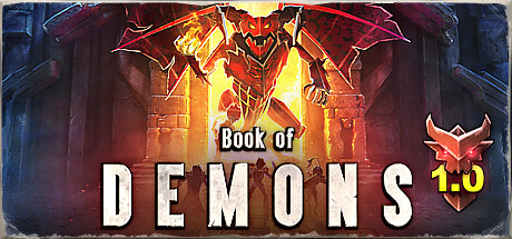 NEWS : Book of Demons, nouvelles d'avril 2020*