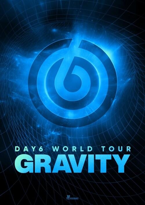 Concert DAY6 GRAVITY Tour in Paris 2020