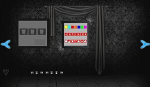 Jouer à Wow dark room escape