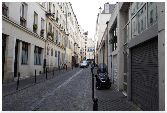 Un quartier de Paris 10ème arr.