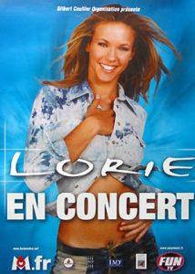 Lorie Live Tour 2002-2003