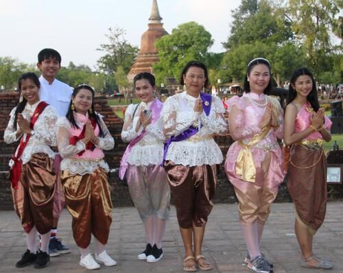 Sukhothai, temples