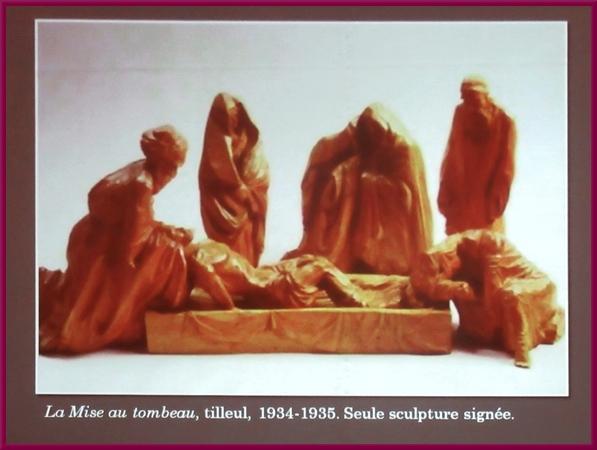 """Michel Huvet a évoqué son ami  Henri Vincenot, """"passeur d'art"""", pour les Amis d' Aignay et des alentours..."""