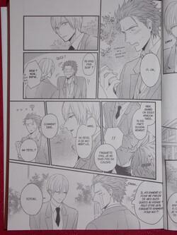 Juste parce que je t'aime de Honoji Tokita