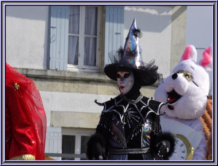 Carnaval vénitien à Etaules  (charente maritime)