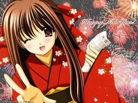 bonne année vous tous !! - Le blog de ilove-manga.over-blog.fr