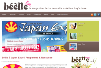 site beelle mag