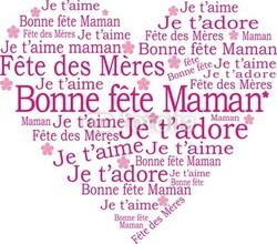 Bonne fête Maman !!!!!!!