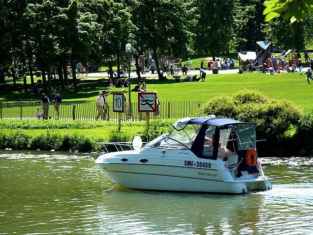 Réglementation fluviale 2 Marc de Metz 2012