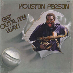 Houston Person - Get Out'a My Way - Complete LP