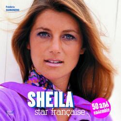 SHEILA, STAR FRANCAISE (Le livre)