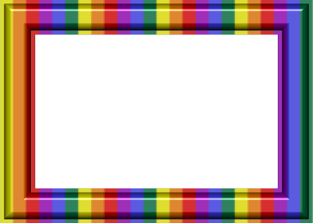 CADRES RECTANGLE PNG