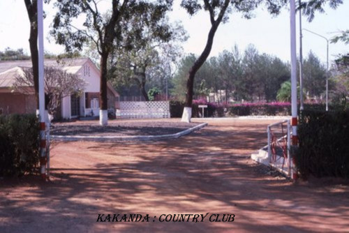 KAKANDA COUNTRY CLUB