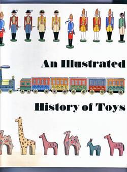 0LD170 Une histoire illustrée des jouets en bois allemands