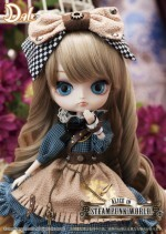 Dal Alice in STEAMPUNK WORLD