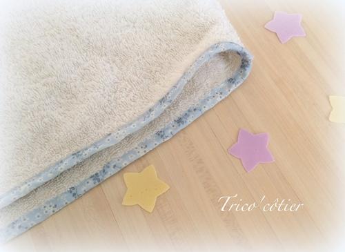 Turban de bain - Couture pratique