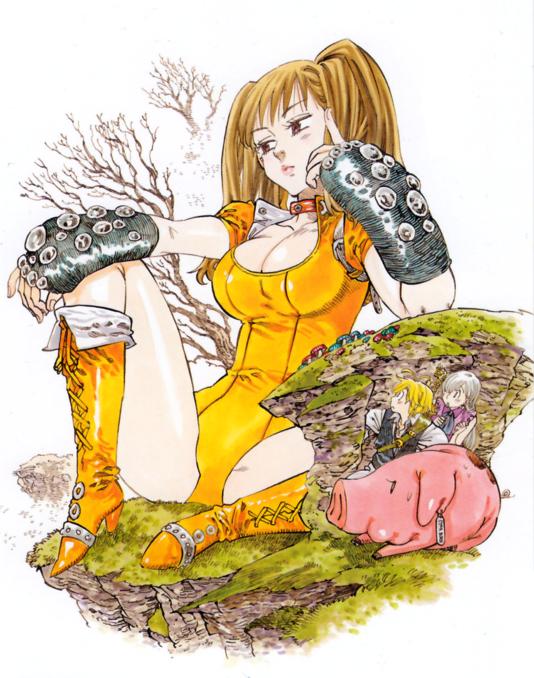 Le monde des contes de fées