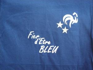 Fier d'être Bleu