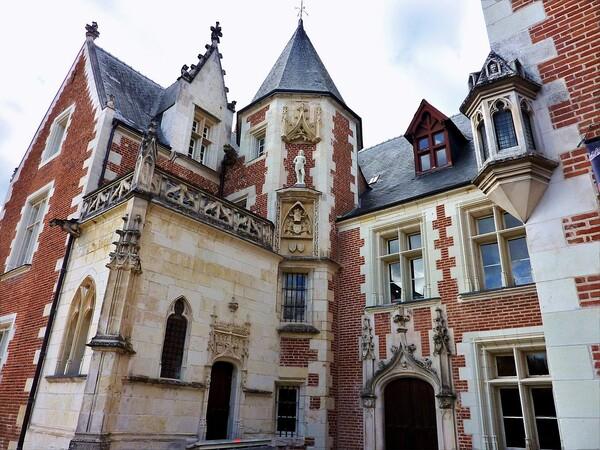 Amboise Maison de Léonard de Vinci