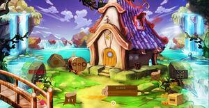 Jouer à Escape from fantasy world level 20
