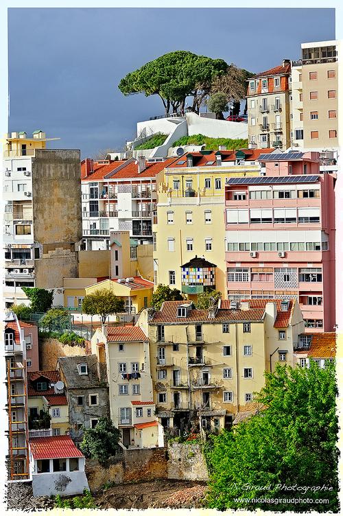 Lisboà - Part I: Découverte d'une capitale...