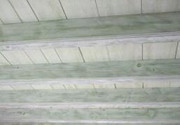 Comment donner à vos poutre et plafonds un new look ???