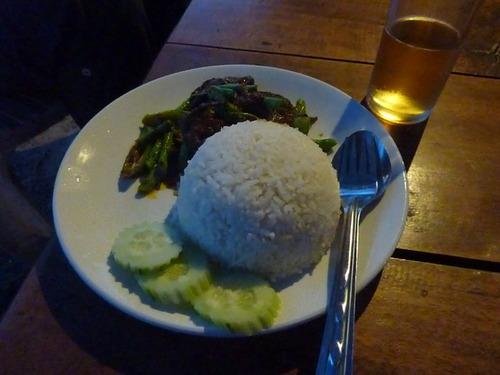 Petit aperçu de la cuisine thailandaise
