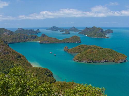 Ko Wua Ta Lap, en Thaïlande