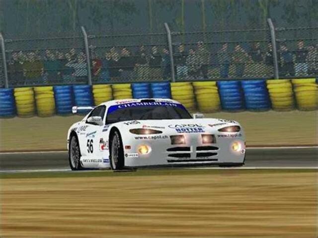 Le Mans 2000 Abandons