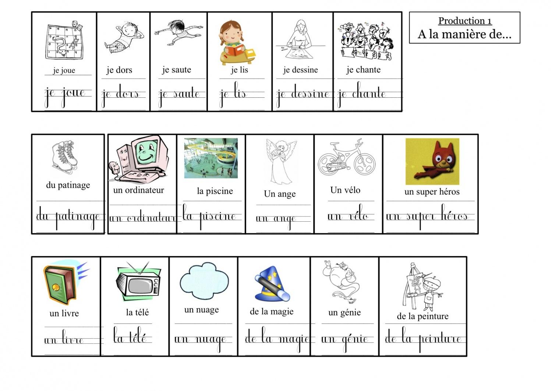 Production d 39 crits page 2 la classe d 39 alex - Fiche de lecture effroyables jardins ...