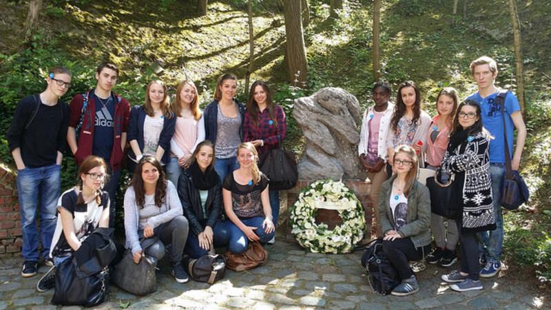 Commémoration, journée de la résistance. 27 mai 2015