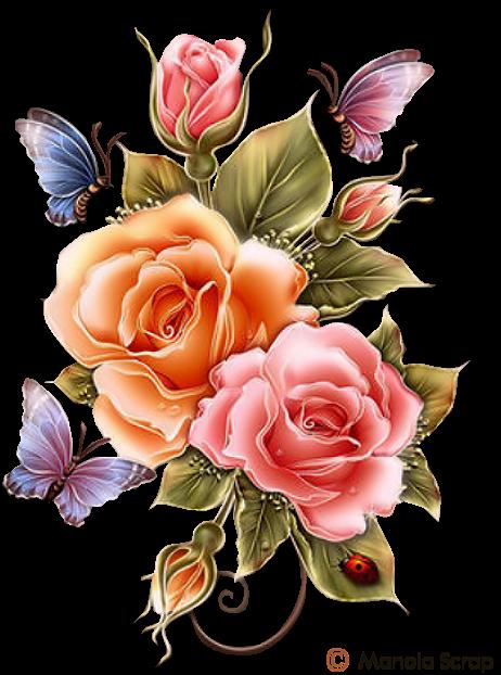 Tubes fleurs page 5