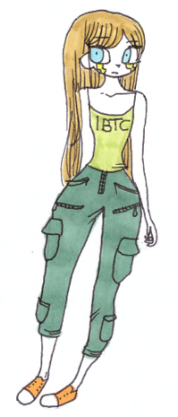 18 dessins de persos de BD/RPG, en couleurs !