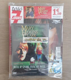 N° 1 Collection Mary Higgins Clark en DVD - Lancement