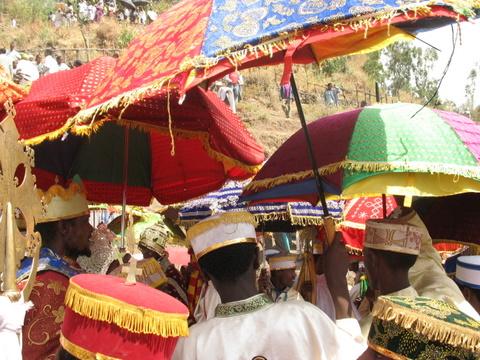 Procession de Timkat